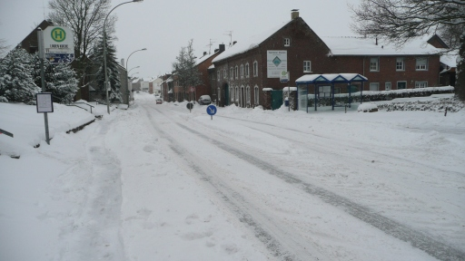Snow in Linden-Neusen