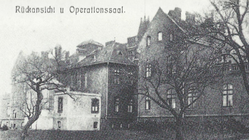 Knappschaftskrankenhaus Operationssaal (Hospital of the miners' assosiation)